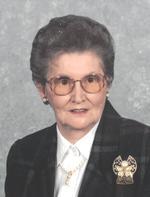 Margaret Atkins Hayes (Baggett)