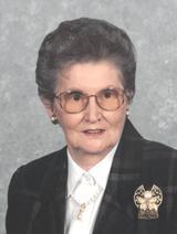 Margaret Atkins Hayes