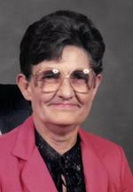 Alma Lucille  Cleveland