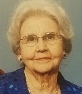 Mary Frances Hinson